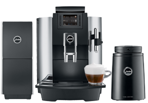 Jura WE8 Coffee Machine Package